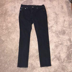 Black-Pacsun-Skinny Jeans